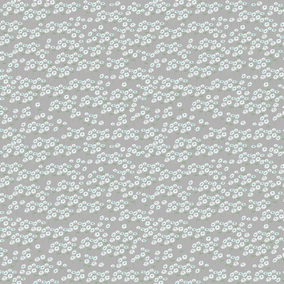 Riley Blake Designs - Flora & Fawn Field Gray
