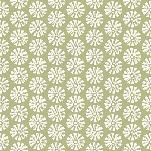 Riley Blake Designs - Grandale Windmill Green
