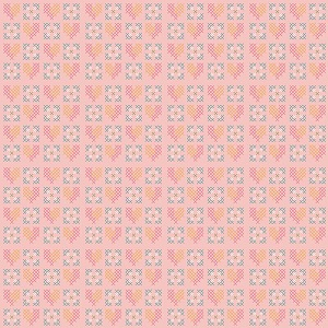 Riley Blake Designs - Grandale Stitches Pink