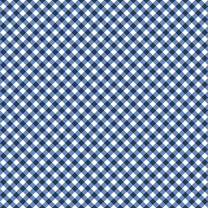 Riley Blake Designs - Seaside Gingham in Navy