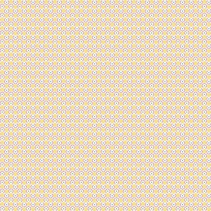 Penny Rose Fabrics - Petite Treat Geo in Yellow