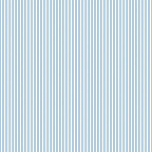 Penny Rose Fabrics - Petite Treat Stripes in Blue