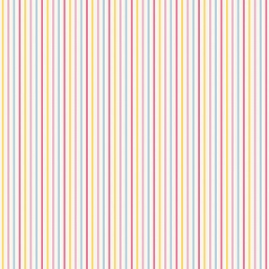Penny Rose Fabrics - Petite Treat Stripes in Multi