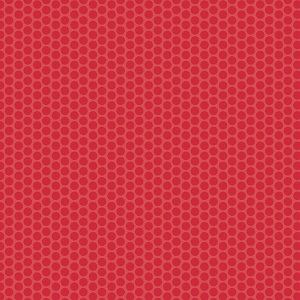 Riley Blake Designs Honeycomb Dot Tone on Tone in Red