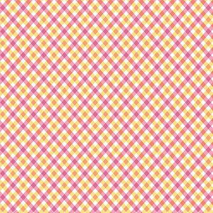 Penny Rose Fabrics - Perfect Party Plaid in Yellow