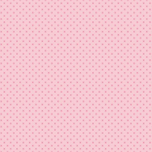 Penny Rose Fabrics - Perfect Party Dot in Pink