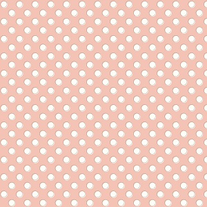 Riley Blake Designs - Bliss Dots in Blush