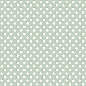 Riley Blake Designs - Bliss Dots in Sage