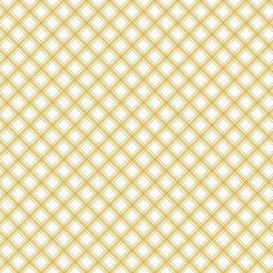Riley Blake Designs - I'd Rather Be Glamping Plaid in Yellow