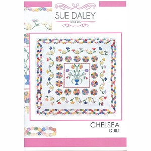 Sue Daley Designs - Chelsea Quilt
