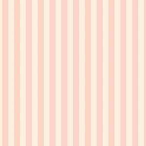 The Devonstone Collection Easter Bilby Stripe in Pink