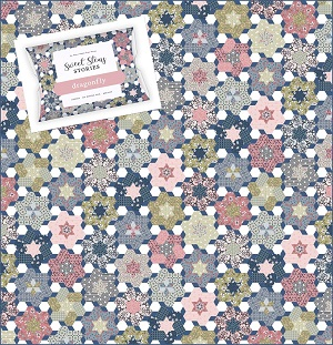 Sue Daley Designs - Dragonfly Quilt Kit