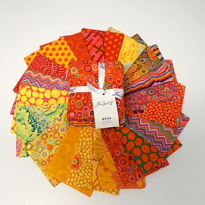Freespirit Fabrics Kaffe Fassett Classics Citrus Fat Quarter Bundle of 20