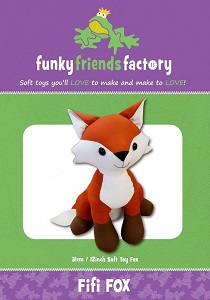 Funky Friends Factory - Fifi Fox