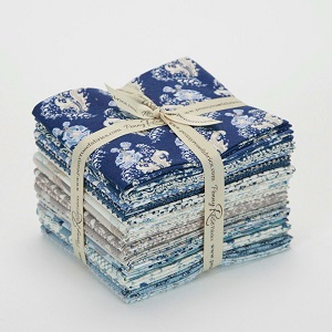 Penny Rose Fabrics - Forget Me Not - Fat Quarter Bundle of 21 Pieces
