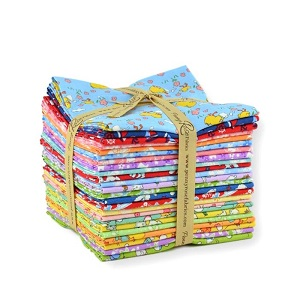 Penny Rose Fabrics - Toy Chest - Fat Quarter Bundle of 24 Pieces