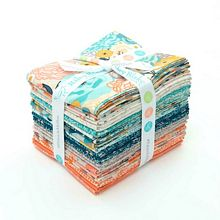 Riley Blake Designs -  Ava Rose - Fat Quarter Bundle of 21 Pieces