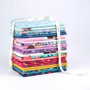 Michael Miller Little Sewists - Fat Quarter Bundle of 24 Pieces