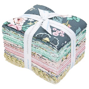 Riley Blake Designs Splendor Fat Quarter Bundle of 21 Pieces