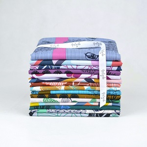 Anna Maria's Conservatory Chapter Three After the Rain Fat Quarter Bundle of 15 Pieces