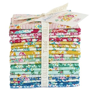 Tilda Apple Butter - Fat Quarter Bundle of 20 fabrics