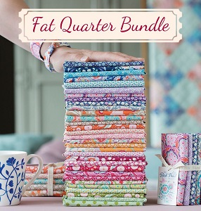 Tilda - Bird Pond - Fat Quarter Bundle of 30 fabrics