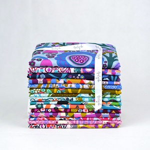 Anna Maria's Conservatory Chapter Three Endless Summer Fat Quarter Bundle of 15 Pieces