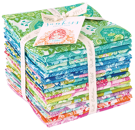 Tilda - Sunkiss - Fat Quarter Bundle of 20 fabrics
