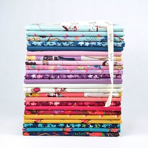 Michael Miller Little Sewists - Half Metre Bundle of 24 Pieces