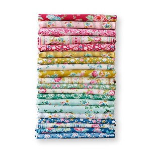 Tilda Apple Butter - One Metre Bundle of 20 fabrics