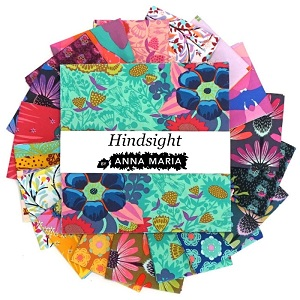 Anna Maria Horner Hindsight Half Metre Bundle of 18 Pieces *** PRE-ORDER - ARRIVING MAY 2020 ***