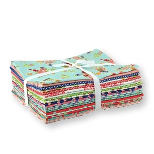 Andover Fabrics - Katie Jane - Half Metre Bundle of 20 Pieces