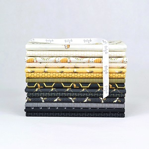 The Devonstone Collection Queen Bee Half Metre Bundle of 14 Pieces