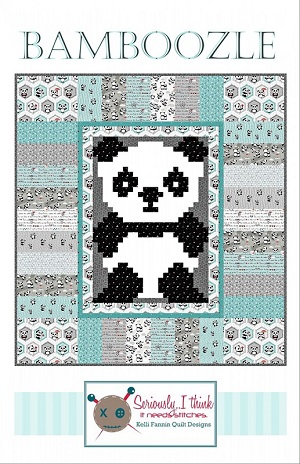 Bamboozle Quilt Kit