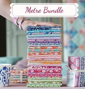 Tilda - Bird Pond - One Metre Bundle of 30 fabrics