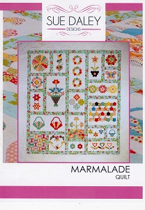 Sue Daley Designs - Marmalade Quilt