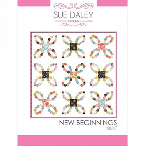 Riley Blake Designs Faith Hope and Love New Beginnings Quilt Pattern