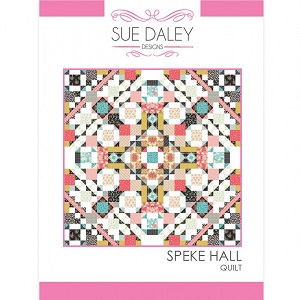 Riley Blake Designs Faith Hope and Love Speke Hall Quilt Pattern