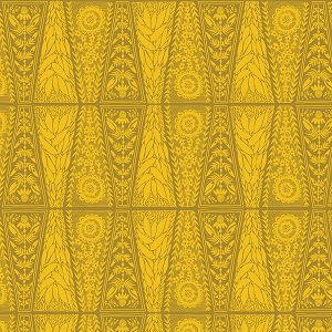 Anna Maria's Conservatory Chapter Two Second Nature Dresden Lace in Saffron