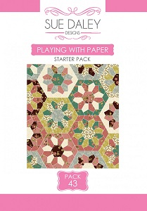 Sue Daley Designs - Playing with Paper Pack 43