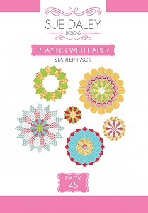 Sue Daley Designs - Playing with Paper Pack 45