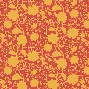 Freespirit Fabrics Tula Pink True Colors Wildflower in Snapdragon