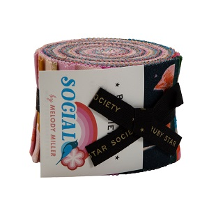 Ruby Star Society Social Junior Jelly Roll *** PREORDER ARRIVING END JULY ***