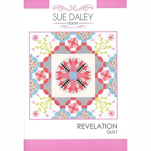 Sue Daley Designs - Revelation Quilt