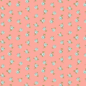 Andover Fabrics - Katie Jane Rose in Pink