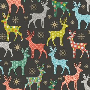 Makower UK Merry Deer