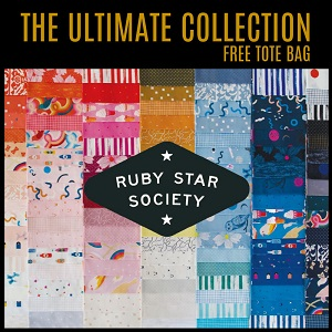 Ruby Star Society The ULTIMATE Collection Fat Quarter Bundle of 118 Pieces