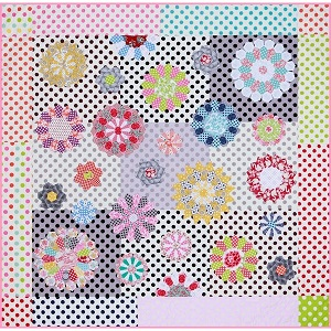 Sue Daley Designs - There and Back Again Quilt