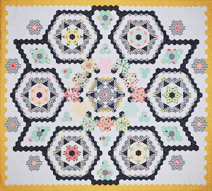 Sue Daley Designs - Wish Upon A Star Quilt