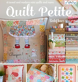 Quilt Petite Book by Sedef Imer